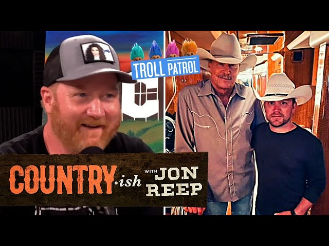 Jon Reep TROLLS Justin Moore For Being SHORT?! | Country·ish with Jon Reep