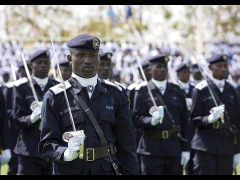 RWANDA POLICE: 363 CADETS OBTAIN AIP RANK