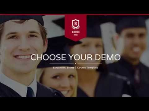 Joomla School Website Templates