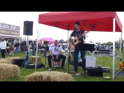 Move It - Cliff Richard cover with Cajon 9/9/17