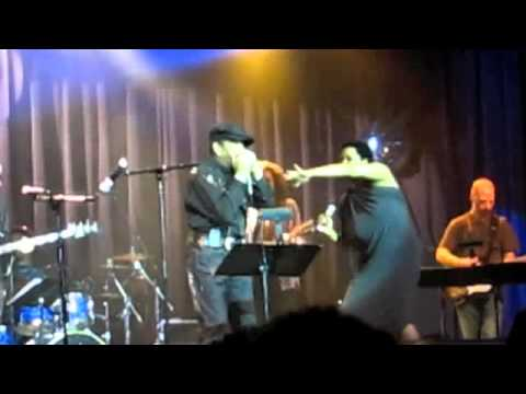 Band 2 Feat. Lisa Fischer, Tim Ries & Sugar Blue - Gimme Shelter (The Rolling Stones)  - NYC