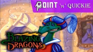 Blazing Dragons - A Point