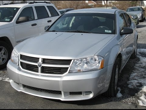 2010 Dodge Avenger | Read Owner and Expert Reviews, Prices