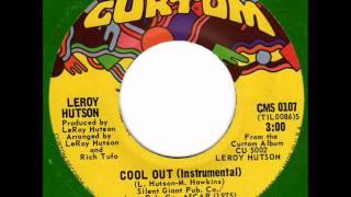 LEROY HUTSON  Cool out (instr.)  70s Rare Soul