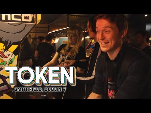 Opening Night of Token: Dublin's First Barcade! | ColinFilm
