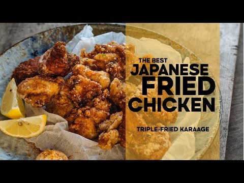The Secret to Perfect Karaage (Japanese Fried Chicken)