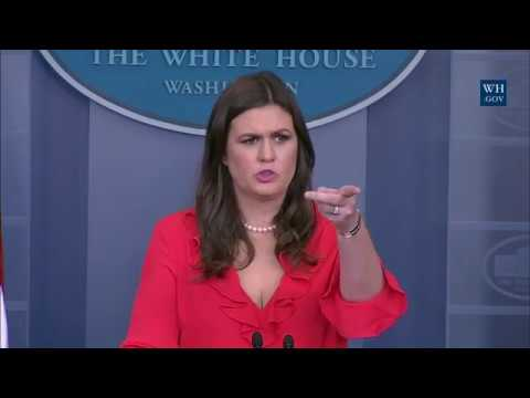 10/24/17: White House Press Briefing