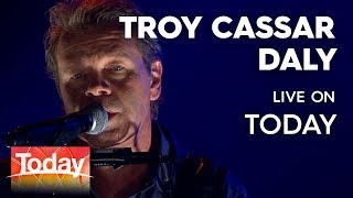 LIVE on Today Troy Cassar Daly   TODAY Show Australia