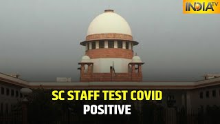 SC Staff Test COVID Positive, Court To Conduct Its Proceedings One Hour Late