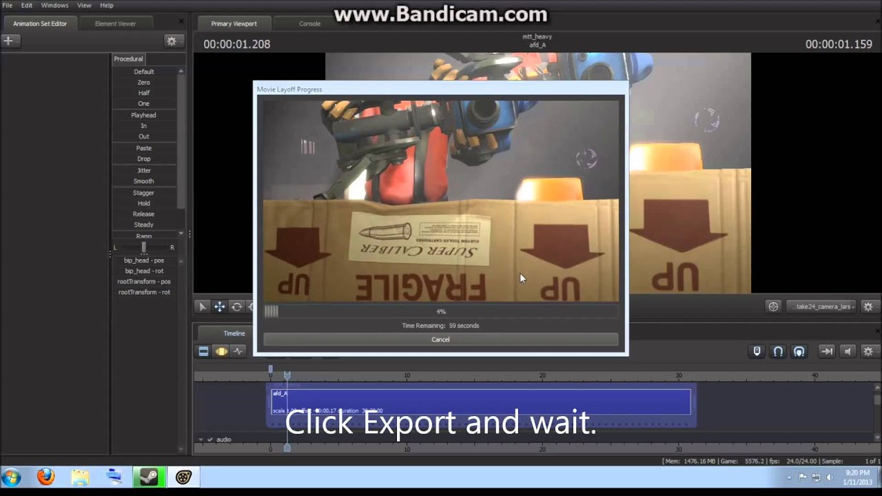 Sfm exporting tutorial for pyroassassin youtube sfm exporting tutorial for pyroassassin baditri Gallery