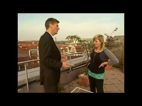 Menschen in München - Claudia Koreck - Liedschreiberin (2007)