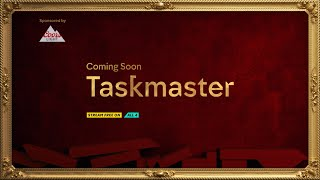 Taskmaster Series 11, Coming Soon to Channel 4...