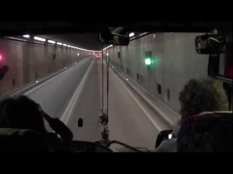 Túnel San Gotardo en Suiza