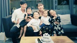 Vợ Lý Hải đón tuổi 32 ấm cúng bên chồng con và ba mẹ - Tin Tức Sao Việt