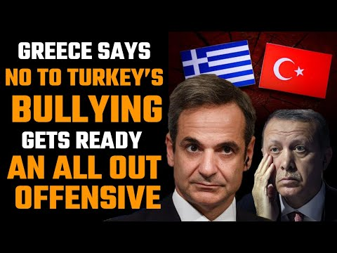 Greece joins hands with Egypt and Italy to go all out against Turkey