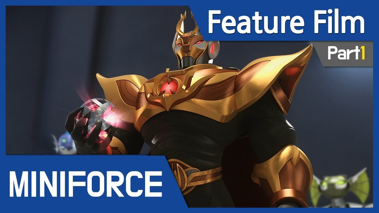 Download [Feature Film] Mini Force : New Heroes Rise (Part1)