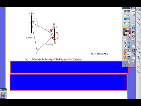 Trigonometry: IGCSE Maths Extended Cambridge Past Paper Questions