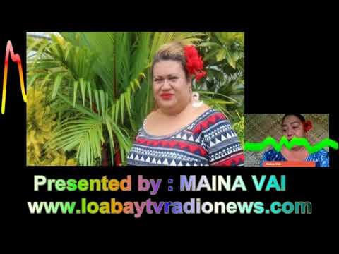 TALA FOU mai SAMOA (mostly audio) asoGafua 22Ianuari2018. Tribute to Tootooalii Roger Stanley