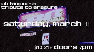 Oh L'Amour: A Tribute to Erasure @ Totally 80's Bar and Grille