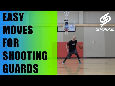 """Basketball Moves For Shooting Guards"" - Easy How To Tutorial"
