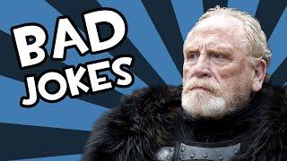 James Cosmo Bad Jokes - MCM London Comic Con 2014