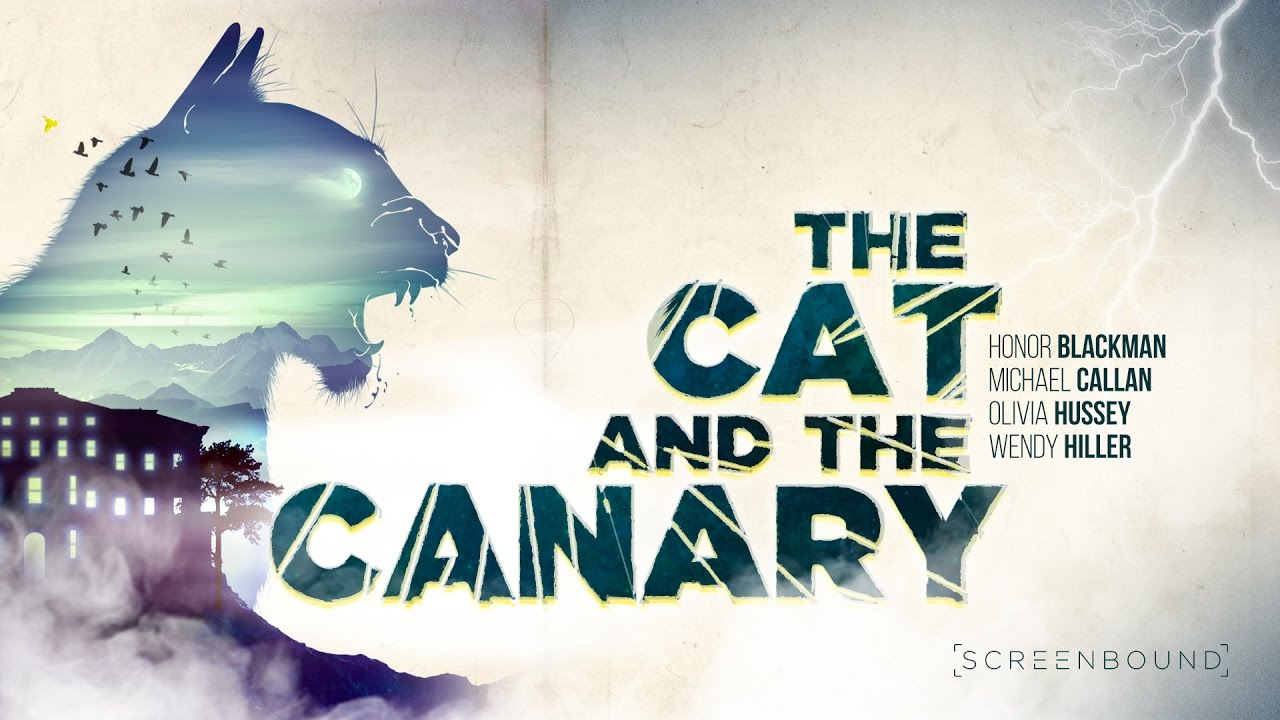 The Cat and the Canary - UK, 1978 - reviews - MOVIES and MANIA