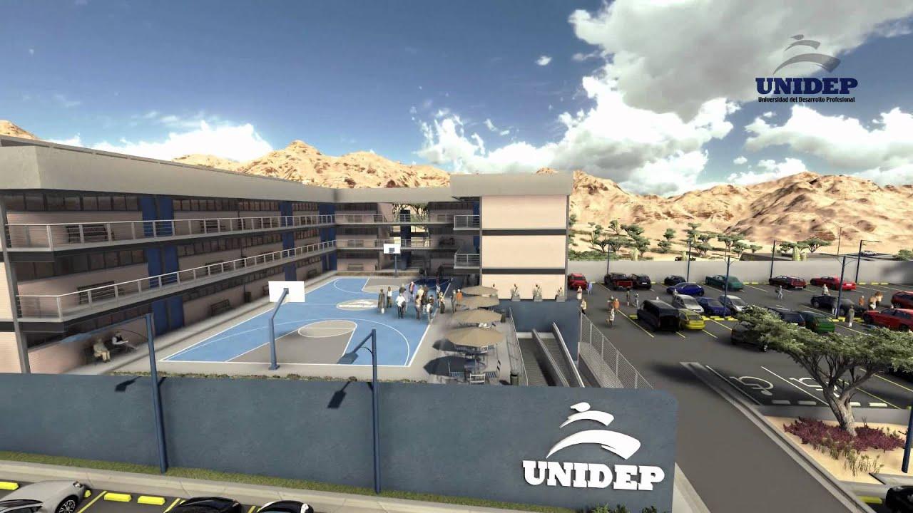 Nuevo Plantel Unidep Nogales Youtube