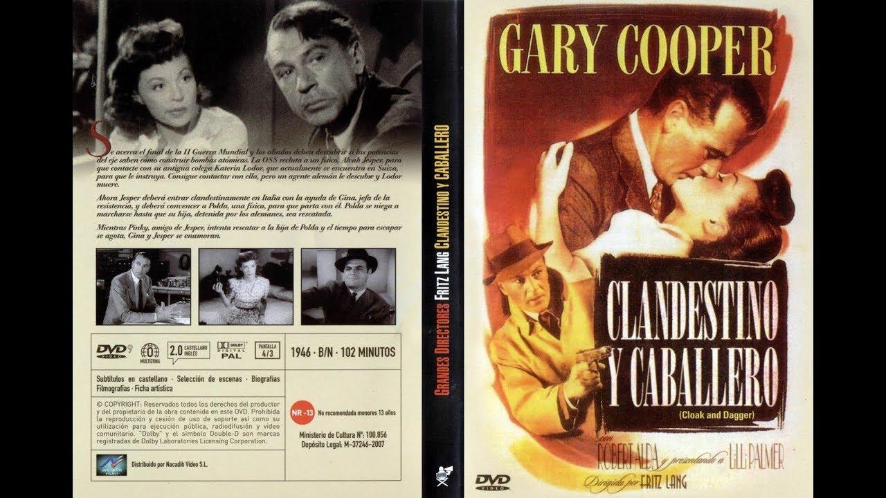 Download Clandestino y Caballero (1946) - Completa