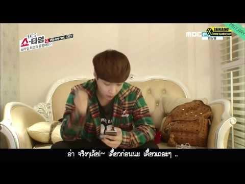 [Thai Sub] EXO Showtime EP11 || คำยอดฮิตใน EXOs showtime