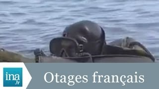 10 minutes pour libérer des otages français au large de la Somalie - Archive INA