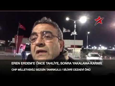 EREN ERDEM'E ÖNCE TAHLİYE SONRA YAKALAMA KARARI!