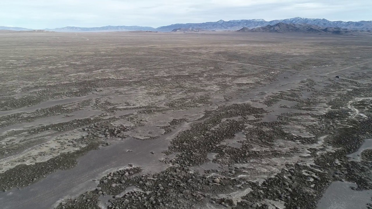 40 Acres in Pershing County, Nevada - Drone Video