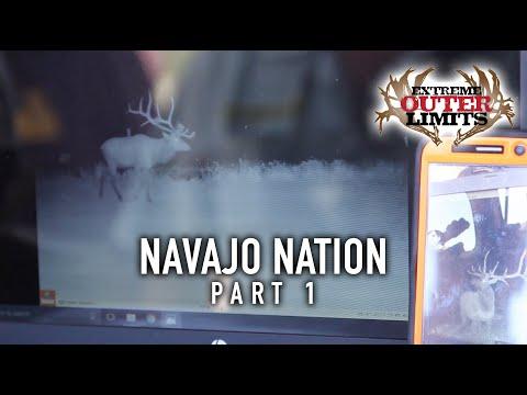 Navajo Nation Arizona Elk Hunting - Part 1