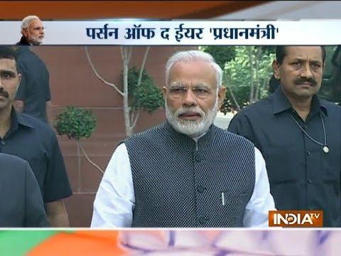 Special Show: Person of the Year PM Narendra Modi