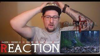 Knightfall 1x10 season finale 'Do You See The Blue' REACTION