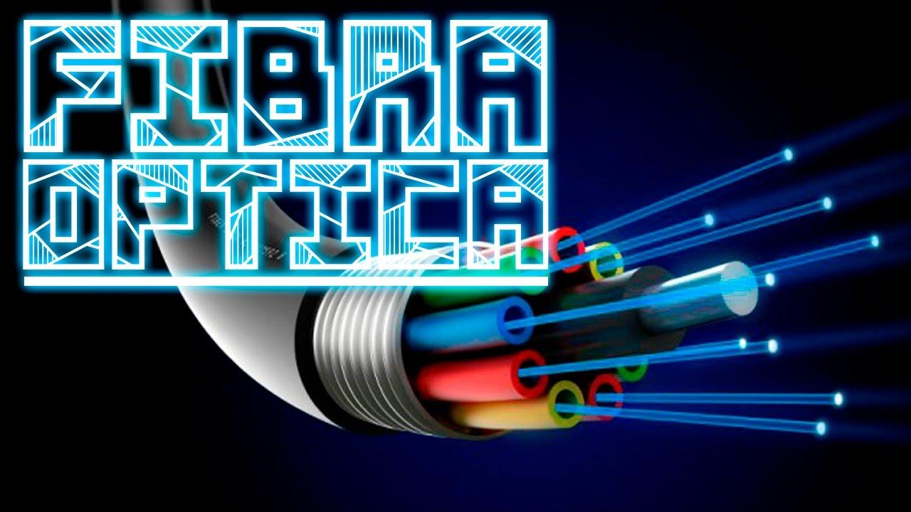 Resultado de imagen de fibra optica