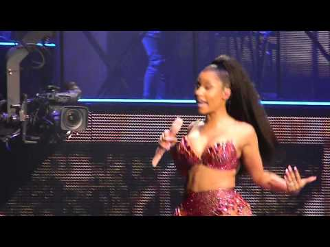 Nicki Minaj - Up All Night (Live @ Barclays)