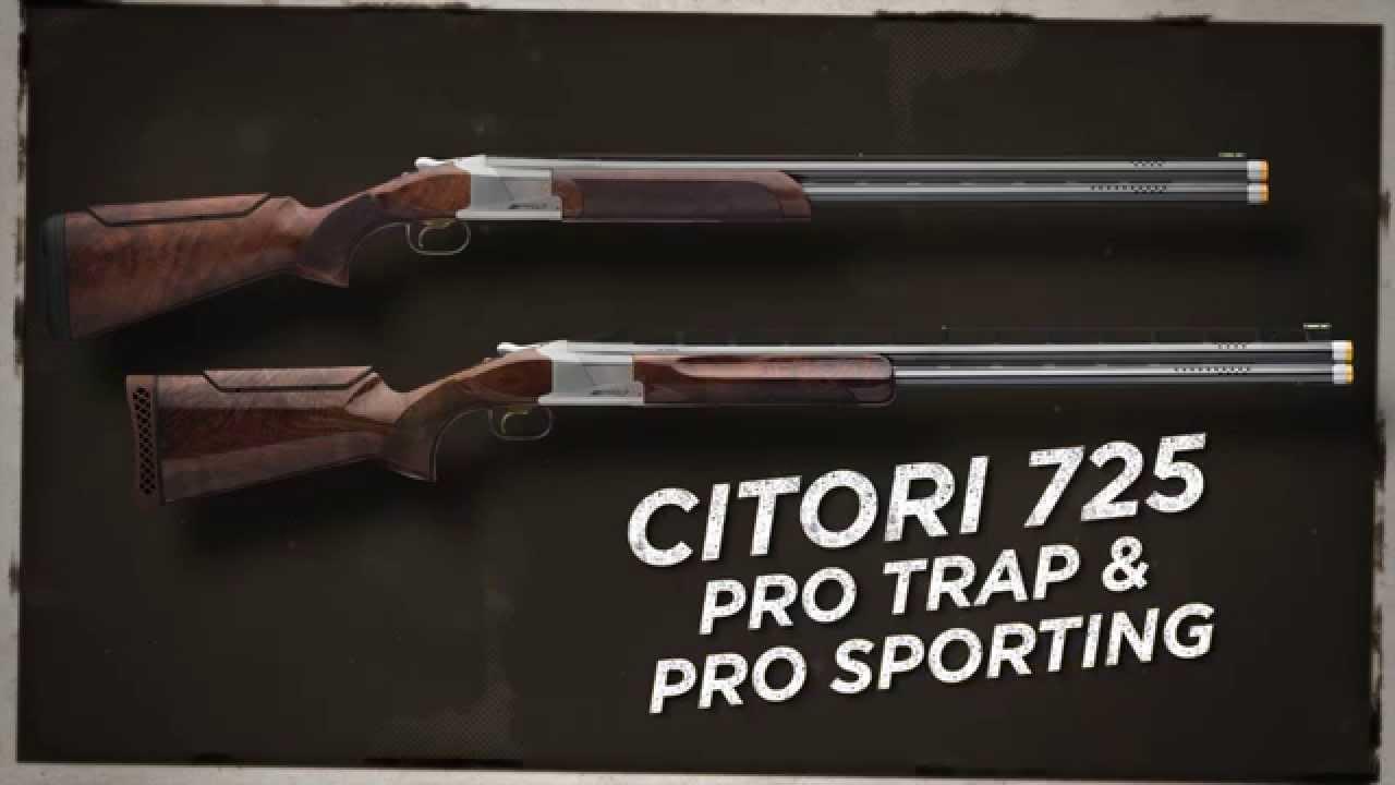 Browning Citori 725 Pro