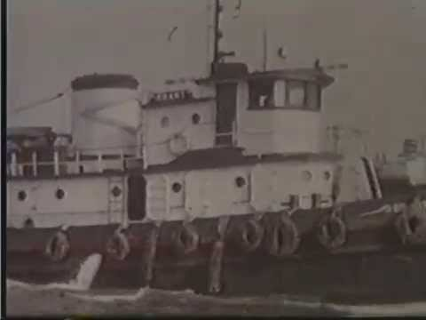 Tug Boats and Ferries on the Delaware