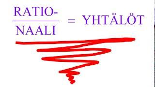 Rationaaliyhtalot