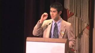 Asa Needle Acceptance Speech, 2012 Brower Youth Awards