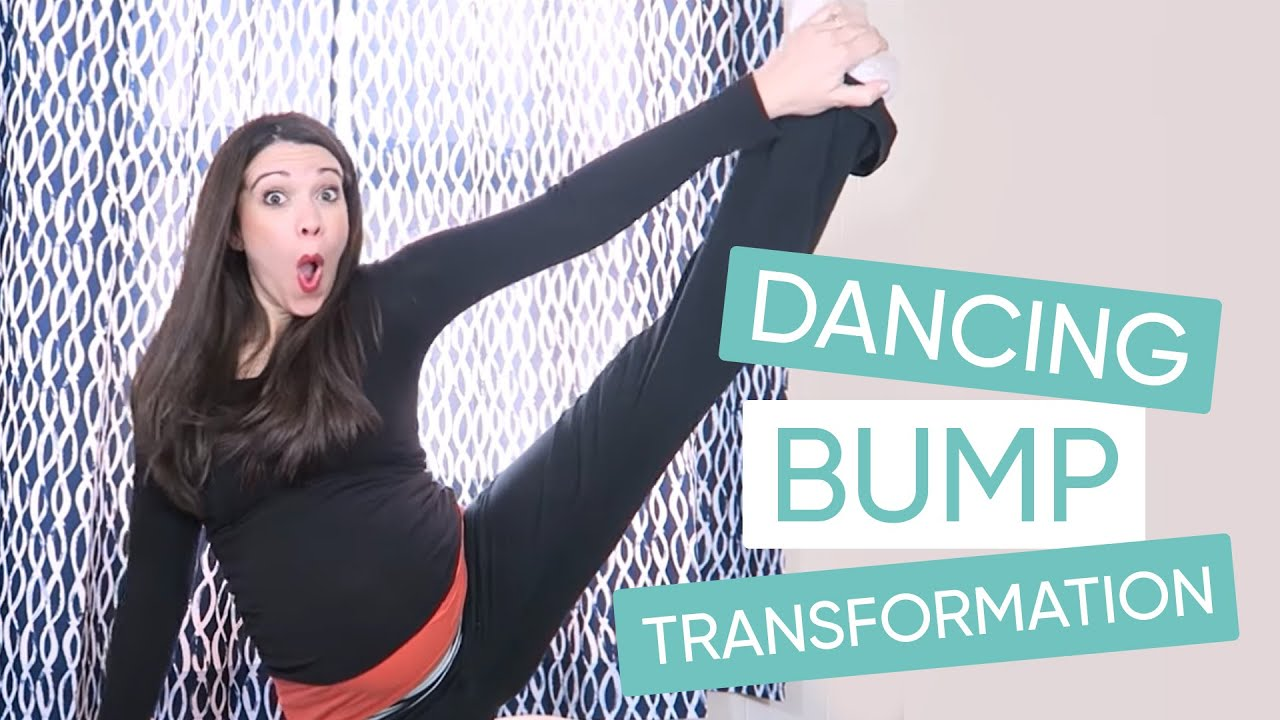 Dancing Bump Transformation with Missy / Channel Mum