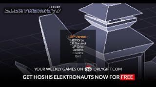 "Now on orlygift: ""hOSHIs Elektronauts"" for FREE"