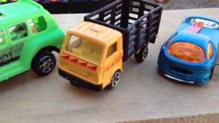 Toy Collections  Cars, Truck, Planes, Racing Cars