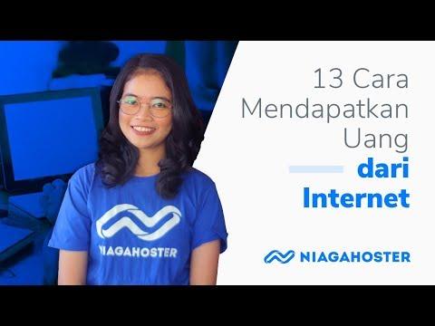 13 Cara Mendapatkan Uang Dari Internet - NIAGAHOSTER