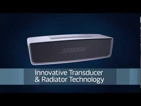 SoundLink Mini video Technology