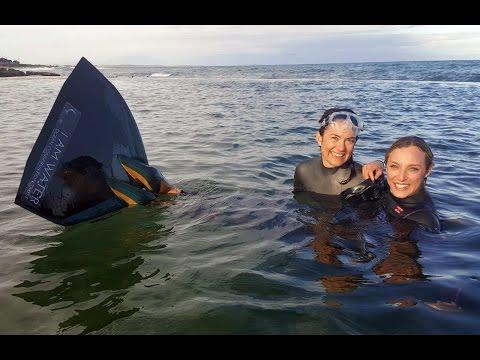 Freediver Hanli Prinsloo on ocean conservation | FULL INSERT