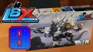 LBX: Little Battlers eXperience (3DS)Blind] Part 9 (Hunter Revealed)