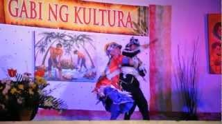 Komedya de Baler (Moro Moro) - Baler Fiesta 2012: Gabi ng Kultura