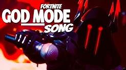 """FORTNITE GOD MODE SONG """"(Official Music Video)"""""""